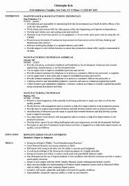 Laser Technician Resume Resume Work Template