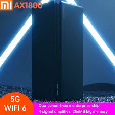 <b>Newest Xiaomi Router</b> AX1800 Wifi 6 Gigabit 2.4G 5GHz 5-Core ...