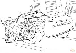astonishing lighting mcqueen coloring pages lightning mcqueen from cars 3 page free printable