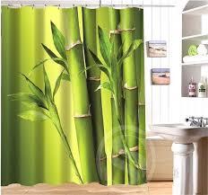 custom fabric shower curtains free bamboo custom shower curtain more size waterproof fabric shower curtain
