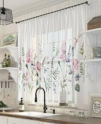 Купить комплект штор «Линдсен» бежевый, белый по цене 980 ...