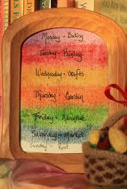 Waldorf Chore Chart School Simplicity Parenting