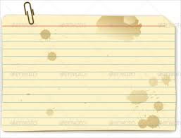 Index Card Recipe Template 20 Recipe Cards Psd Vector Eps
