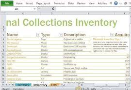 Personal Inventory Hair Salon Inventory Spreadsheet Luxury Jewelry Inventory