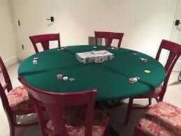 details about felt table cloth bonnet cover for 60 round elastic edge mahjong