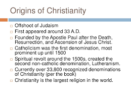 christianity vs islam christianity vs islam <br >amber laurin<br > 2
