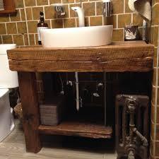 rustic bathroom vanities new rustic bathroom ideas for small bathrooms oak vanity wood tile