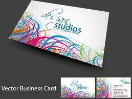 Editable Business Card Template Free Vector Free Business Card