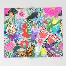 Throw Blankets by Janna Morton   Society6