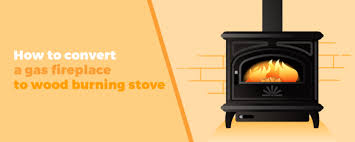 how to convert a gas fireplace wood burning stove imaginfires