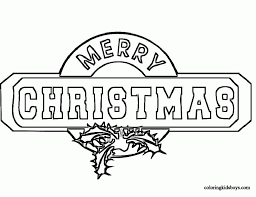 Free Printable Christmas Coloring Pages Images Pictures Wallpapers