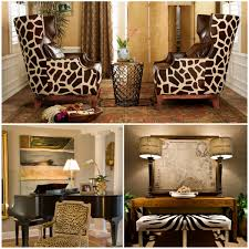 print pattern trend out of africa and into your home