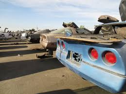 Junkyard Find: 1984 Chevrolet Corvette - The Truth About Cars