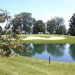 Orange at University of Illinois Golf Course in Savoy, Illinois ...