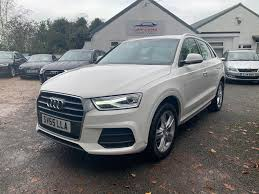 Audi Q3 Fog Lights How To Turn On Used Audi Q3 Suv 1 4 Tfsi Cod Se S S 5dr In Knutsford