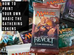 Maybe you would like to learn more about one of these? How To Print Mtg Cards And Custom Tokens To Sell Online