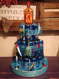 11 Beer Can Themed Cakes Photo Beer Themed Birthday Cake Beer