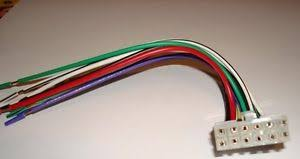 dual stereo cd 12 pin wire harness xd230m xr4115 xd1222 xd1225 image is loading dual stereo cd 12 pin wire harness xd230m