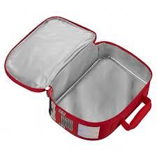 Fire <b>Truck</b> Lunch Bag | <b>Novelty</b> Lunch Box | <b>Thermos</b>