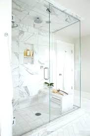 image result for modern shower bench built in stone