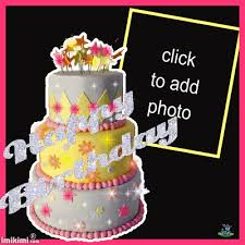 Happy Birthday Cake Animated Gif With Sound 4 Gif Images Download