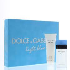 Light Blue Dolce Gabbana Lotion Dolce Gabbana Light Blue Eau De Toilette Refreshing Body Cream Gift Set For Women 2 Pc