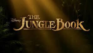 Image result for Jungle book 2016 title shot