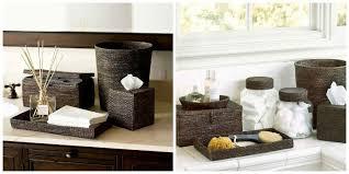 roundup 11 diy home office. Rattan Bathroom Accessories Roundup 11 Diy Home Office