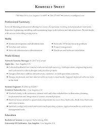 Examples Of Strong Resumes Free Resume Examples By Industry Job Title Livecareer