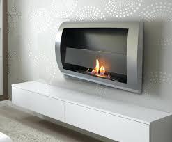 bio wall mounted bioethanol fireplace reviews mount gas home depot hung canada