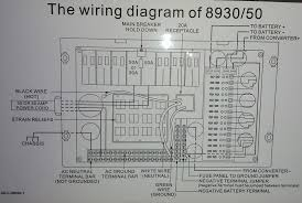 magnum 3000w inverter in 50amp system keystone rv forums 50 Amp Rv Transfer Switch Wiring Diagram i would have to switch the gfi and water heater so all my outlets were on the right hand 50 amp breaker next replace the full width 20 amp breaker for the 50 amp rv transfer switch wiring diagram