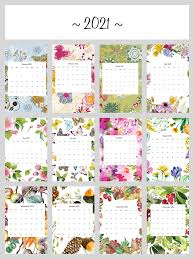 Free download 2021 june calendar in pdf word excel printable format, editable june 2021 calendar with notes, june 2021 desk and wall calendar, june 2021. 2021 Calendars By The Month Free To Print And Use