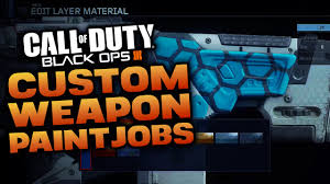 custom paint jobs for weapons black ops beta multiplayer custom paint jobs for weapons black ops 3 beta multiplayer gameplay ps4 xbox one pc