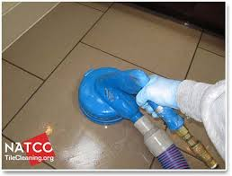 steam cleaning porcelain tiles