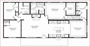 open floor plan ranch house designs new 1800 sq ft house design