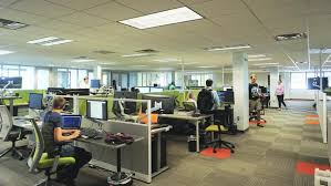 Google office space Headquarters Addison Designed Risksenses Office In Albuquerque Which Is Bright And Open The Office Space The Business Journals How To Get Googlelike Office Without Googlelike Deep Pockets