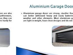 garage door typesAll US Doors  Garage Lift Door Types and Garage Door Materials