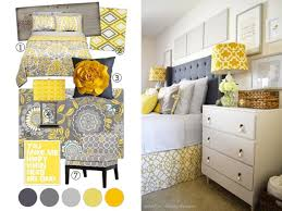 yellow office decor. love meghan little notes yellow grey bedroom project office decor