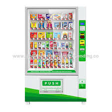 Vending Machine Snacks Wholesale Delectable China Fruit salad cupcake food vending machine from Changde