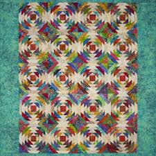 Pineapple Quilt Pattern Gorgeous Tropical Fruit Pineapple Quilt Pattern Shoreline Handwerks