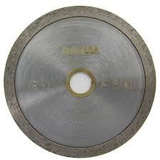 continuous rim diamond blade for tile cutting