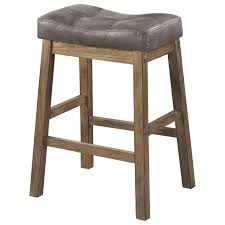 counter height chair coaster dining chairs and bar stools rustic backless counter height stool coaster fine