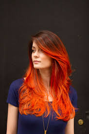 Urban Ombre Hair Color Modern Salon