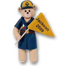 Cub Scout Christmas Ornament