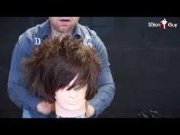 scene or emo haircut tutorial you