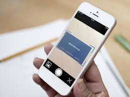 The Iphone For Business Scanner Best Apps Card r8YCarTqn