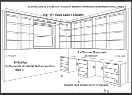 Home Office Design Solution For A Small Space Blueprint