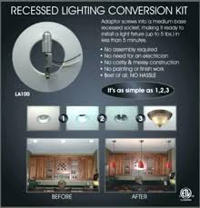 Convert recessed light pendant Adapter How To Change Can Light To Pendant Convert Recessed Light To Chandelier Change Recessed Lighting To Chandelier Creative Change Recessed Light To Pendant Appleharryvinfo How To Change Can Light To Pendant Convert Recessed Light To