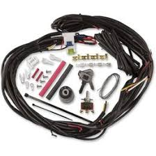 wiring harnesses cycle visions custom chopper wire harness kit universal