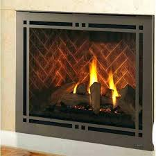 repair fireplace insert replacing cost to replace change brick stone troubleshooting gas inserts